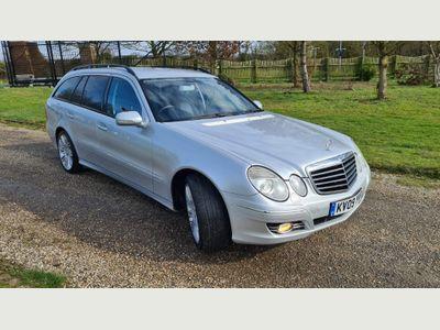 Mercedes-Benz E Class Estate 3.0 E320 CDI Sport G-Tronic 5dr