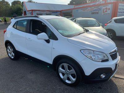 Vauxhall Mokka Hatchback 1.7 CDTi Exclusiv 2WD (s/s) 5dr