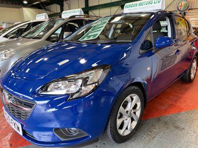 Vauxhall Corsa Hatchback 1.4i ecoTEC Energy Auto 5dr