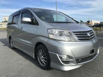 Toyota Alphard MPV 2.4 AS