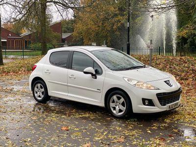 Peugeot 207 Hatchback 1.4 VTi Sportium 5dr