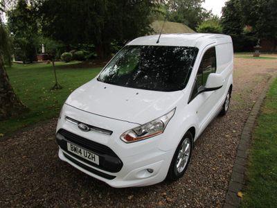 Ford Transit Connect Panel Van 1.6 TDCi 200 Limited L1 4dr