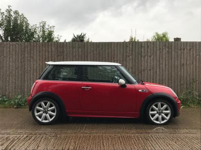 MINI HATCH Convertible 1.6 Cooper S Hatchback 3dr Petrol Manual (202 g/km, 163 bhp)