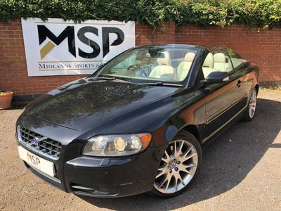 VOLVO C70 Convertible 2.5 T5 SE Lux Geartronic 2dr
