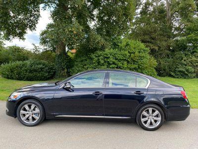 Lexus GS 450h Saloon 3.5 SE CVT 4dr