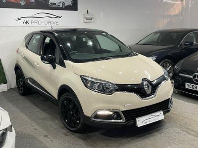 Renault Captur SUV 1.5 dCi ENERGY Dynamique Nav (s/s) 5dr