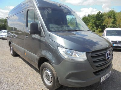 Mercedes-Benz Sprinter Panel Van 2.1 314 CDi RWD L2 H1 EU6 5dr