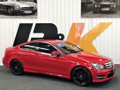 Mercedes-Benz C Class Coupe 2.1 C220 CDI AMG Sport Edition (Premium) 7G-Tronic Plus 2dr