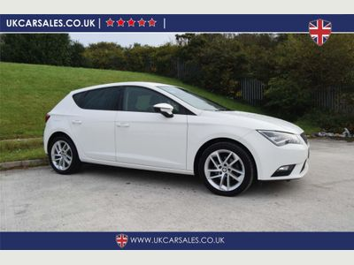 SEAT Leon Hatchback 2.0 TDI SE Dynamic Technology (s/s) 5dr
