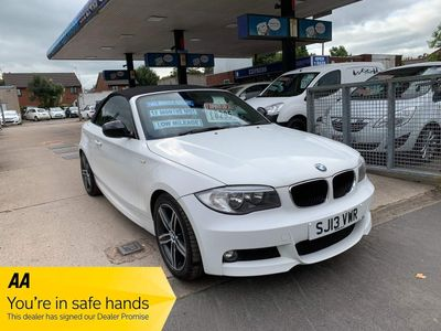 BMW 1 Series Convertible 2.0 118i Sport Plus Edition 2dr