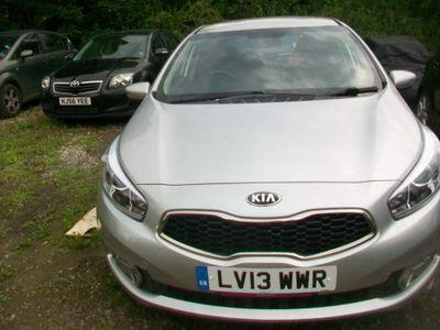 Kia Ceed Hatchback 1.6 GDi 16v 3 DCT 5dr