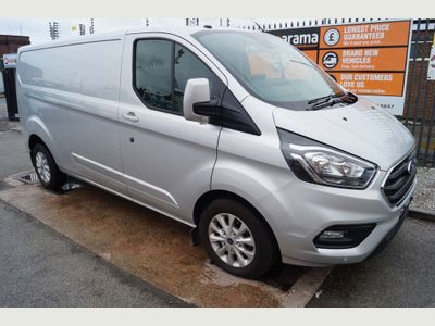 FORD TRANSIT CUSTOM Panel Van 2.0 300 L2H1 Limited 5dr