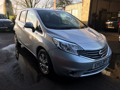 Nissan Note Hatchback AUTO