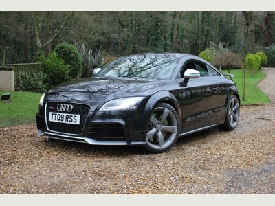 Audi TT RS Coupe 2.5 Plus quattro 2dr