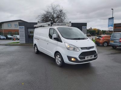 Ford Transit Custom Panel Van CUSTOM LIMITED 320 L2 H1 170 PS