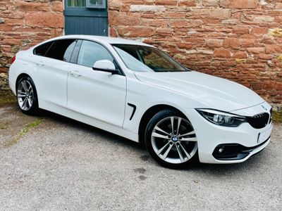 BMW 4 Series Gran Coupe Hatchback 2.0 420d Sport Gran Coupe Auto (s/s) 5dr