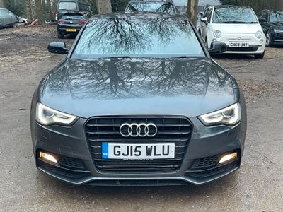 Audi A5 Coupe 1.8 TFSI Black Edition Plus Multitronic 2dr