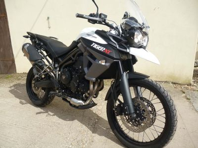 Triumph Tiger 800 Adventure 800 XC