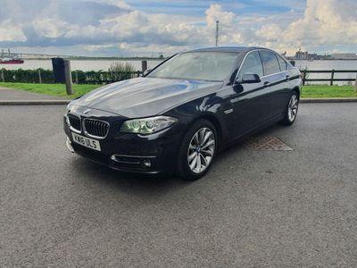 BMW 5 Series Saloon 2.0 528i Luxury 4dr