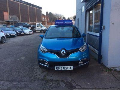 Renault Captur SUV 0.9 TCe ENERGY Dynamique (s/s) 5dr (MediaNav)