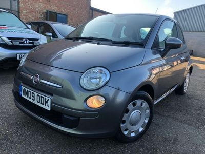 Fiat 500 Hatchback 1.2 Pop Dualogic 3dr