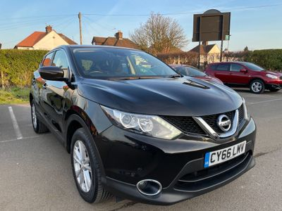 Nissan Qashqai SUV 1.2 DIG-T Acenta (Smart Vision, Tech Pack) 5dr