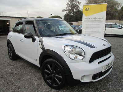 MINI Countryman Hatchback 2.0 Cooper SD (Chili) ALL4 5dr