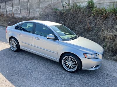 Volvo S40 Saloon 2.0 D3 SE Edition Geartronic 4dr
