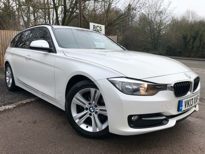 BMW 3 Series Estate 2.0 320d Sport Touring (s/s) 5dr