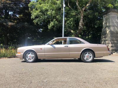Bentley Continental Coupe 6.8 Mulliner R 2dr