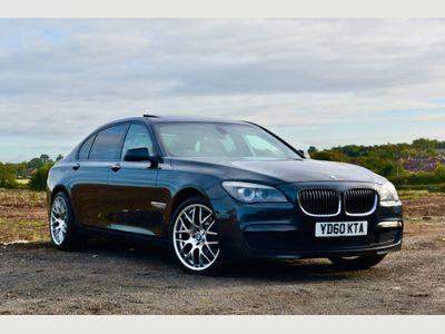 BMW 7 Series Saloon 3.0 730Ld M Sport LWB Saloon 4dr