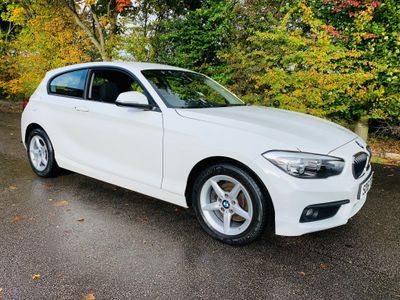 BMW 1 Series Hatchback 1.5 118i SE (s/s) 3dr