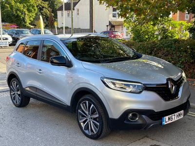 Renault Kadjar SUV 1.5 dCi Signature Nav (s/s) 5dr