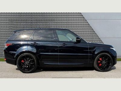 Land Rover Range Rover Sport SUV 2.0 SD4 HSE CommandShift 2 4WD (s/s) 5dr