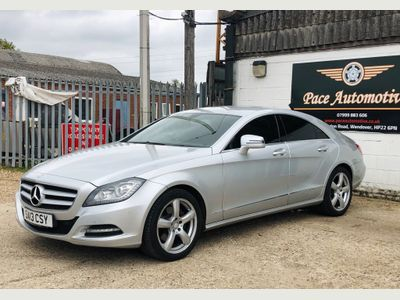 Mercedes-Benz CLS Coupe 2.1 CLS250 BlueEFFICIENCY 7G-Tronic Plus (s/s) 4dr