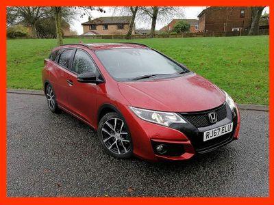 Honda Civic Estate 1.6 i-DTEC Sport (Navi) Tourer (s/s) 5dr (DASP)