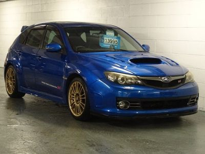 Subaru Impreza Hatchback 2.0 WRX STi 10 JDM MODIFIED