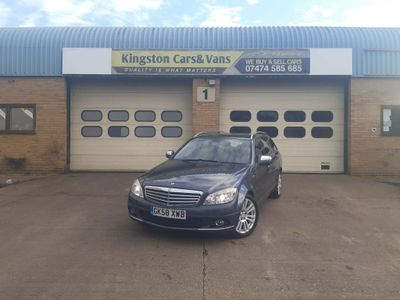 Mercedes-Benz C Class Estate 1.8 C180 Kompressor Elegance 5dr