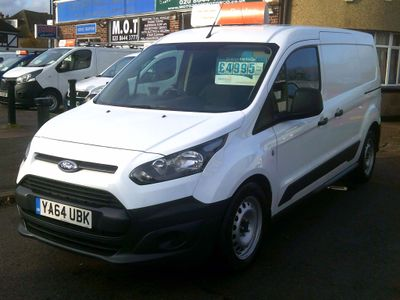 Ford Transit Connect Panel Van 1.6 TDCi 210 L2 5dr
