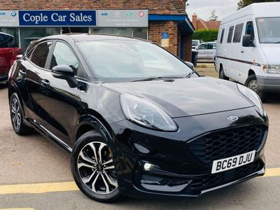 Ford Puma SUV 1.0T EcoBoost MHEV ST-Line X First Edition (s/s) 5dr