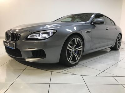 BMW M6 Gran Coupe Coupe 4.4 V8 Gran Coupe DCT (s/s) 4dr