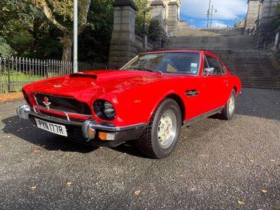 Aston Martin V8 Saloon 5.3 Vantage 2dr