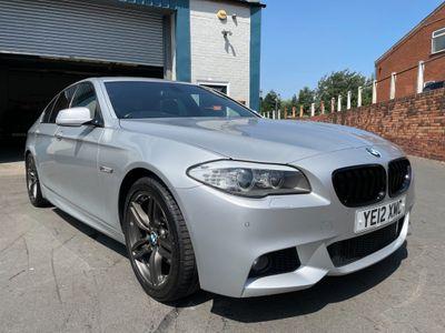 BMW 5 Series Saloon 2.0 525d M Sport 4dr