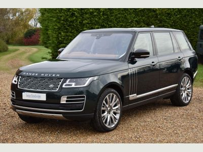 Land Rover Range Rover SUV 5.0 P565 V8 SV Autobiography Auto 4WD (s/s) 5dr LWB
