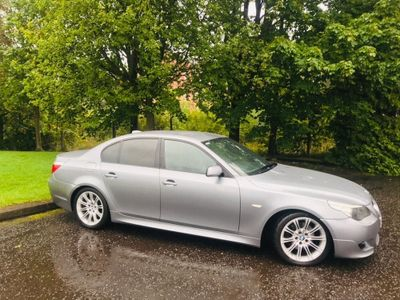 BMW 5 Series Saloon 2.5 525i M Sport 4dr