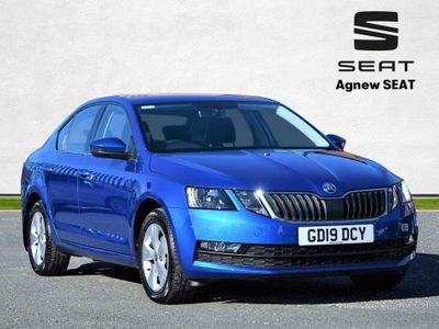 SKODA Octavia Hatchback 1.0 TSI SE Technology DSG (s/s) 5dr