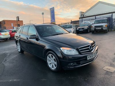 Mercedes-Benz C Class Estate 2.1 C220 CDI SE 5dr
