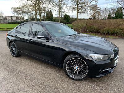 BMW 3 Series Saloon 2.0 318d Sport 4dr