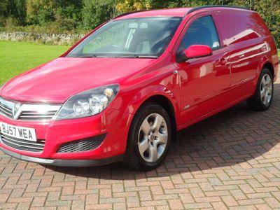 Vauxhall Astra Van Panel Van 1.9 CDTi 16v Sportive Panel Van 3dr