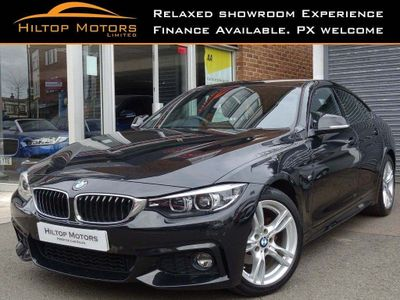 BMW 4 Series Gran Coupe Coupe 2.0 420i M Sport Gran Coupe Auto (s/s) 5dr